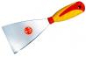 Couteau inox manche Sintesi avec angles arrondis