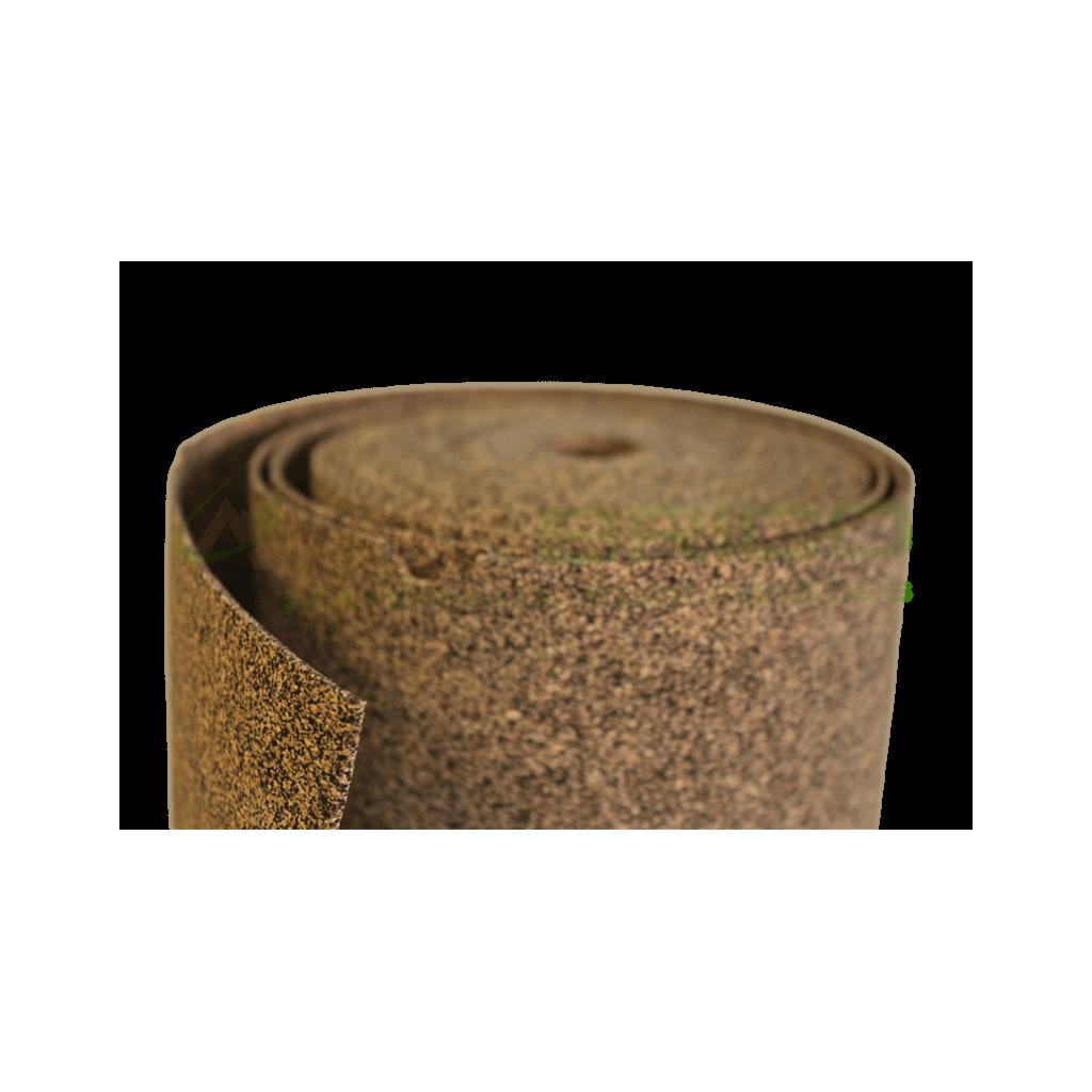 Isolation Phonique Mur Chambre sous-couche caoutchouc et liège en rouleau