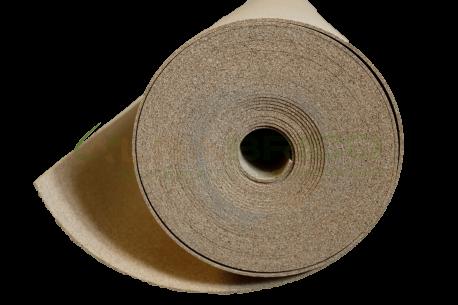 Sous-couche liège en rouleau, haute densité 2mm-Granulométrie