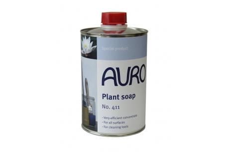 Savon végétal concentré Auro N°411 1L Alsabrico