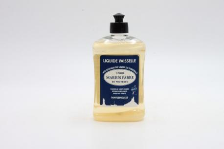 Liquide vaisselle savon de Marseille MARIUS FABRE avant