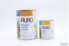 Huile pour mobilier de jardin Aqua n° 115 AURO - Groupe Face