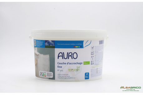 Couche d'accrochage fine Plantodecor Primaire premium n°505 AURO - Pot de 5L face