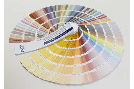 Peinture murale écologique  AURO 555 - 548 teintes disponibles (Machine à teinter)