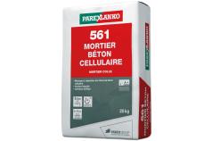 Mortier-colle PAREXLANKO 561 pour bloc de béton de chanvre