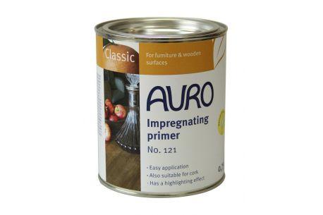 Imprégnation aux résines naturelles AURO n°121 - Pot