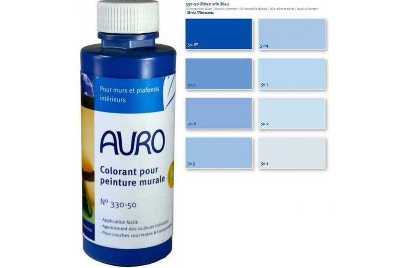 colorant concentré de couleur pour peinture blanche auro - alsabrico