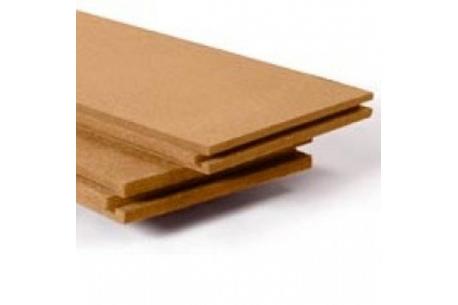 Panneau isolant rigide en fibres de bois rainure et languette STEICO THERM