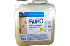 Sous-couche lisse pour peinture murale n°301 AURO - Pot de 2L